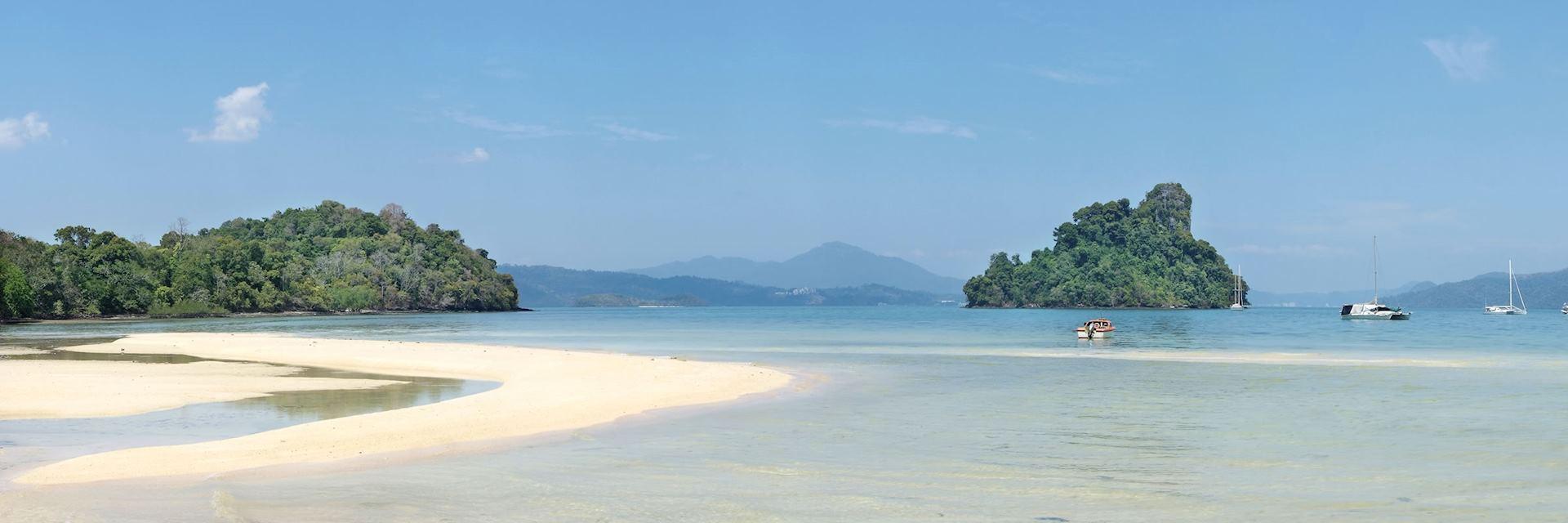 Beach on Langkawi