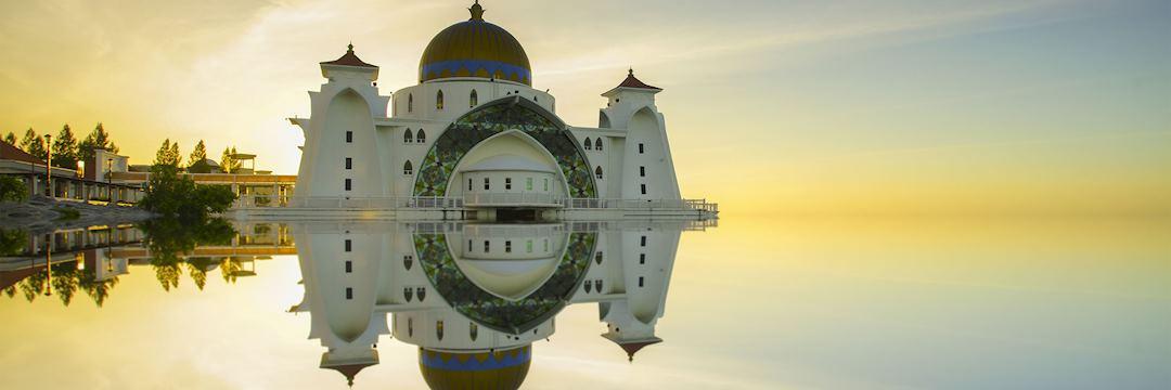 Malacca Straits Mosque