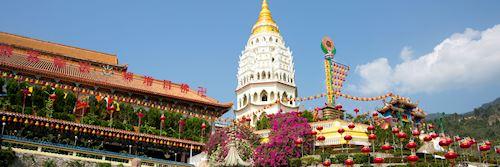 Kek Lok Si Temple, Penang
