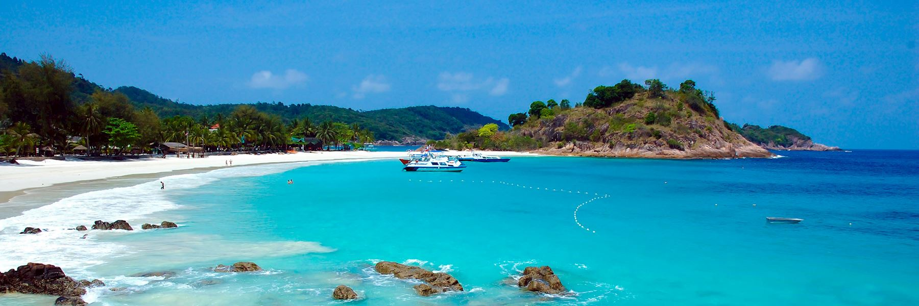 Visit Redang Island, Malaysia
