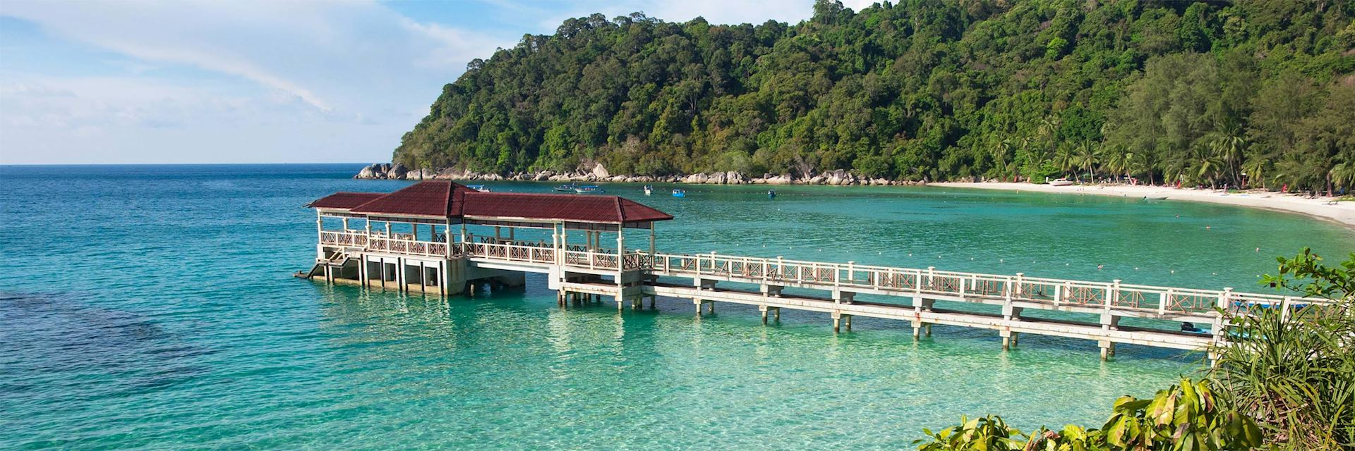 Perhentian Besar Island