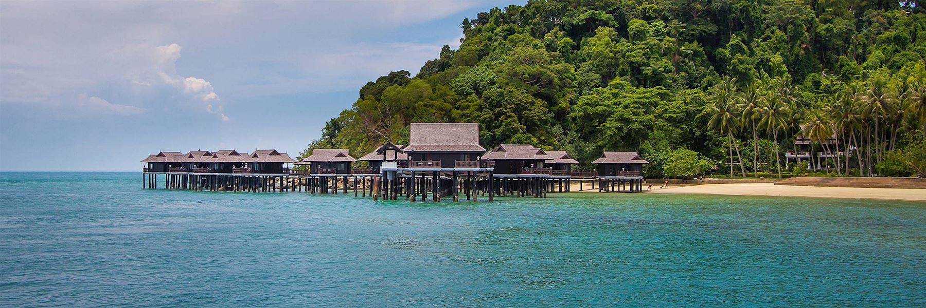 Visit Pangkor Islands, Malaysia