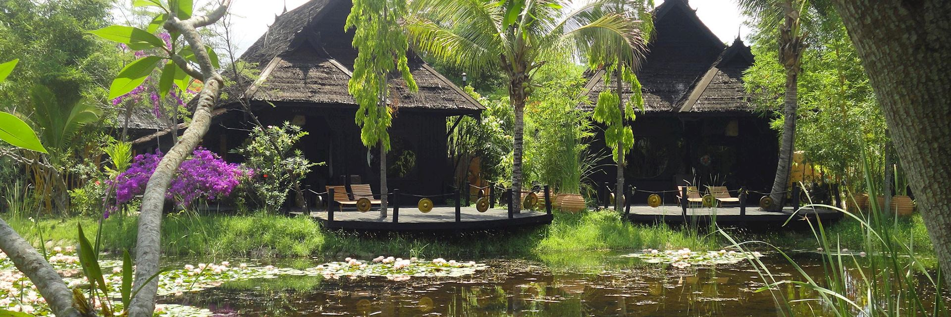 Inle Princess Resort, Inle Lake