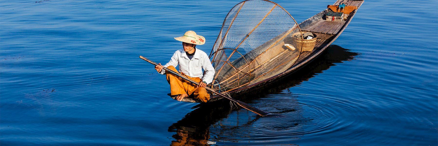 Cruises in Myanmar (Burma)