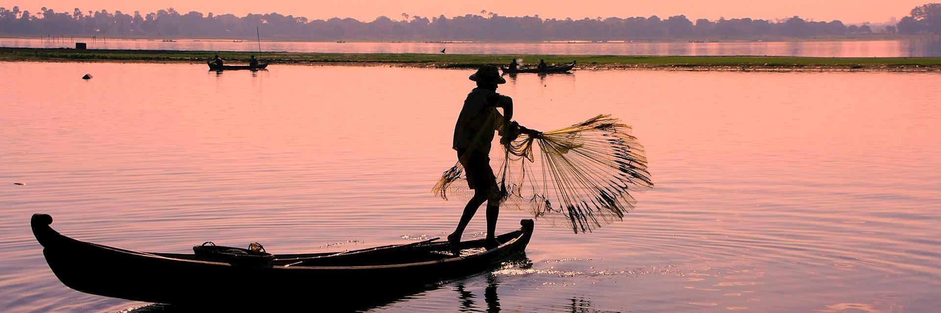 Ayeyarwady River, Myanmar (Burma)