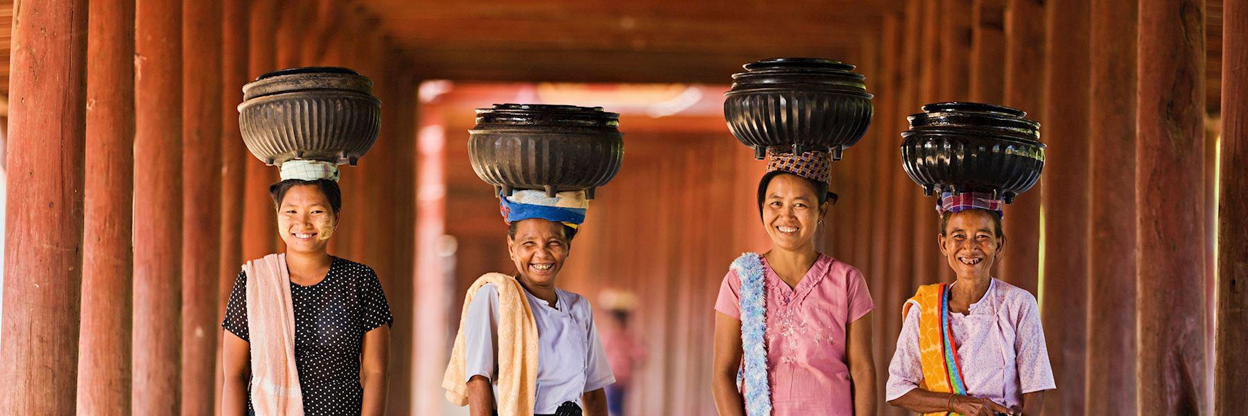 Burma (Myanmar) travel guides