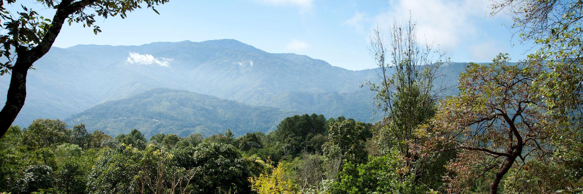 Chin Mountains, Kanpetlet