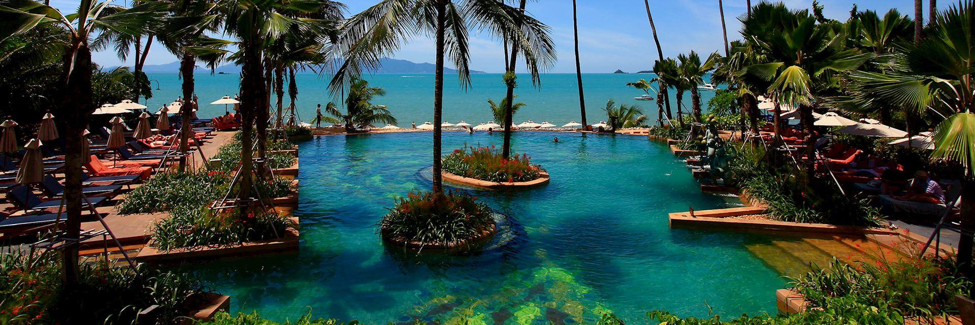 Anantara Bo Phut Resort, Koh Samui