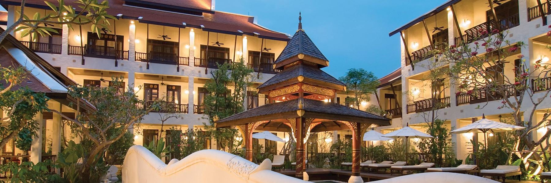 Puripunn boutique hotel hotels in chiang mai audley travel for Best design boutique hotels thailand