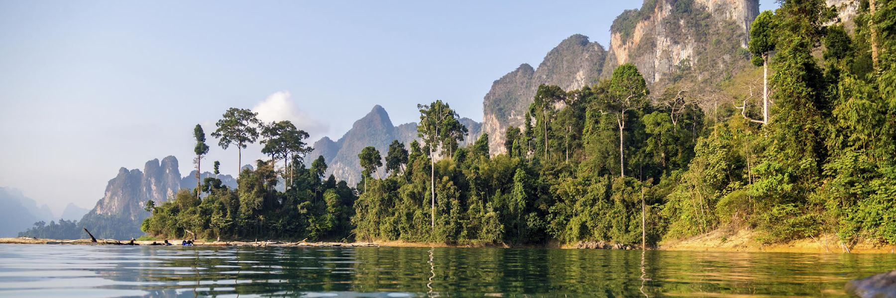 Visit Khao Sok National Park, Thailand