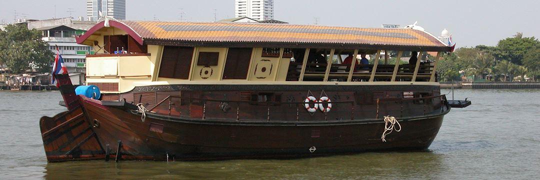 Mekhala Rice Barge