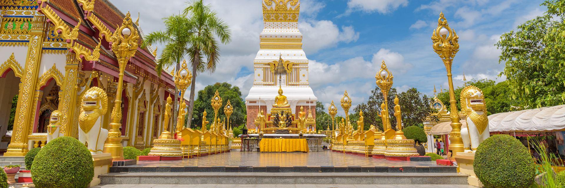 Wat Phra That Phanom temple, Nakhon Phanom