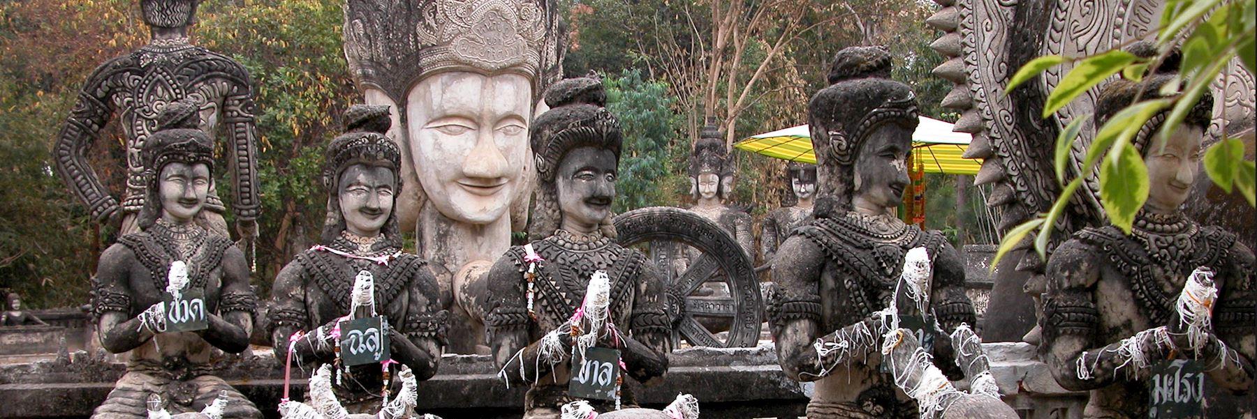 Visit Isaan, Thailand