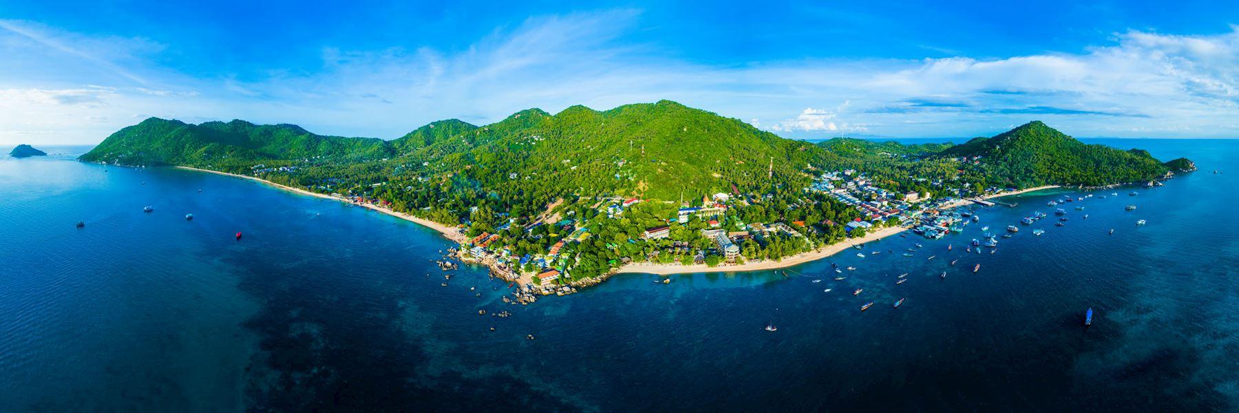 Visit Koh Tao, Thailand