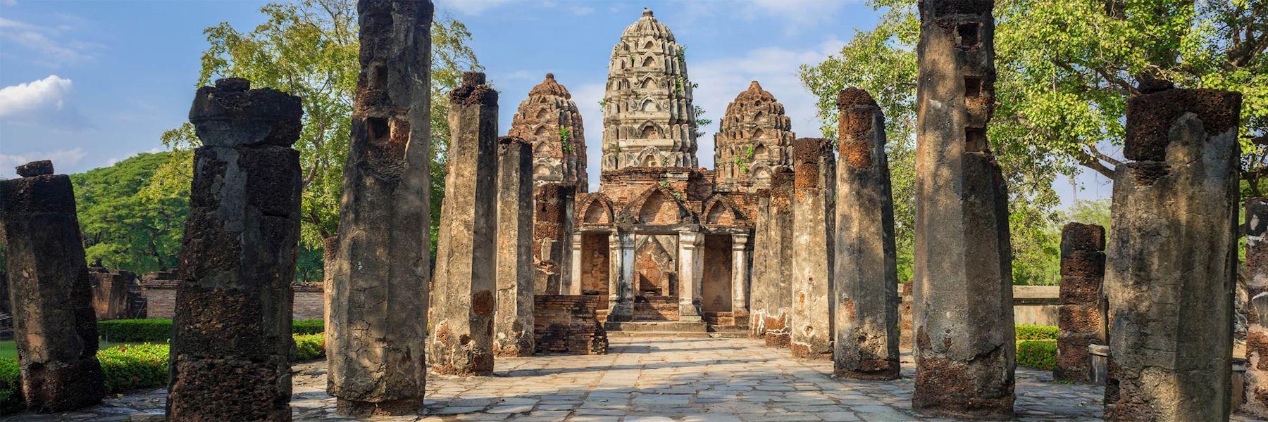 Visit Sukhothai, Thailand
