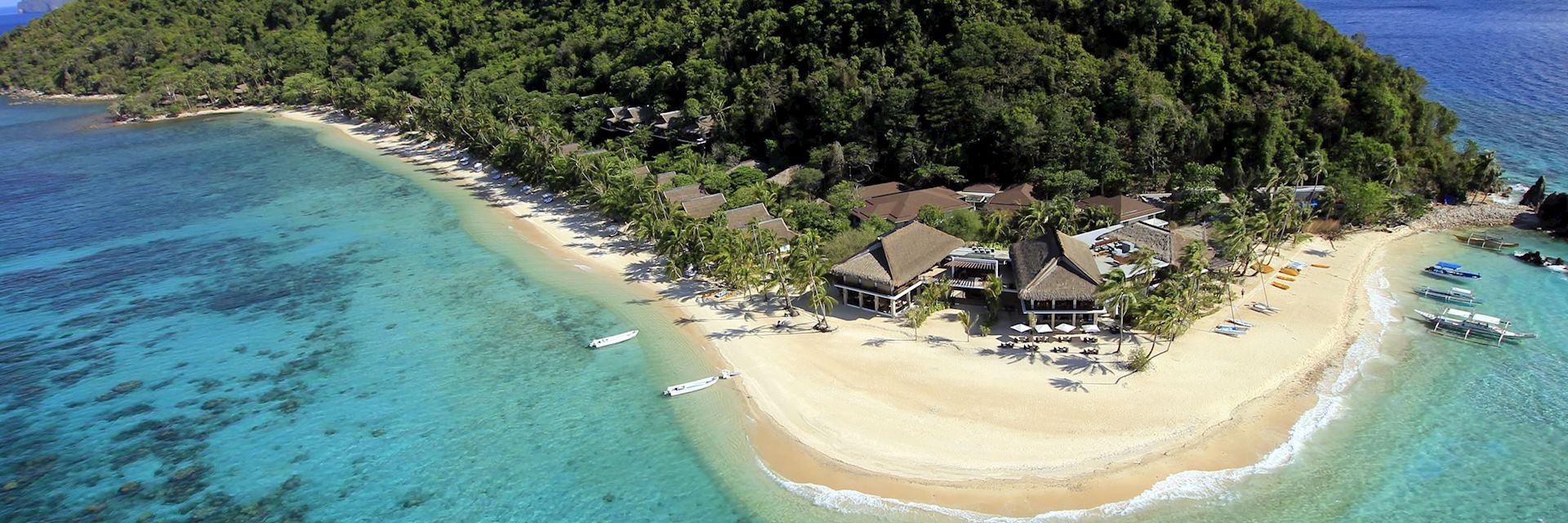 El Nido Pangulasian Island Resort