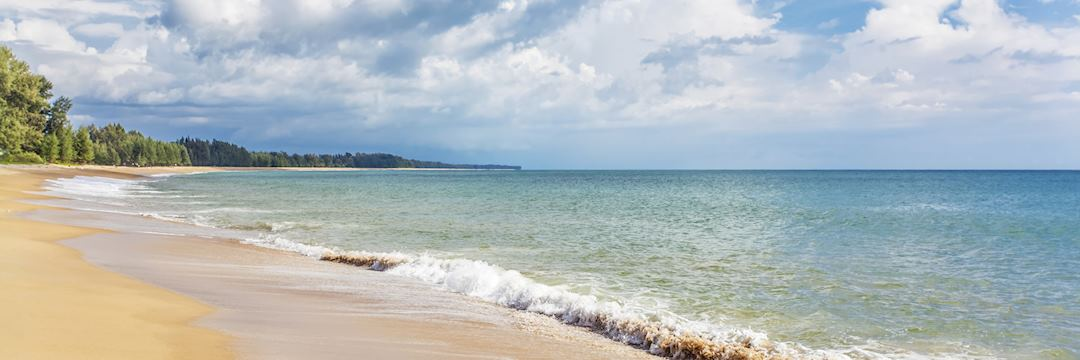 A beach on Phu Quoc Island, Vietnam