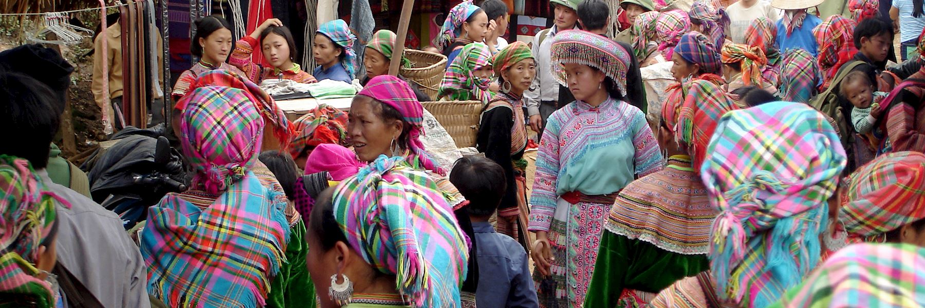 Visit Sapa & the Tonkinese Alps, Vietnam