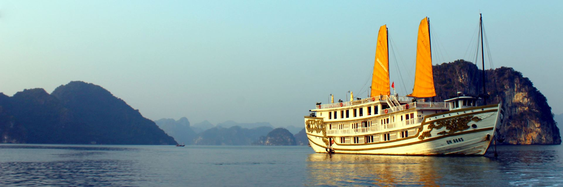 Indochina Sails, Vietnam