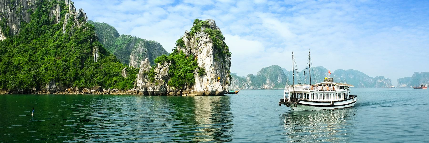 Cruises in Vietnam