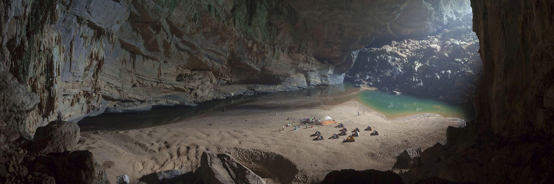 Hang En Cave, Phong Nha