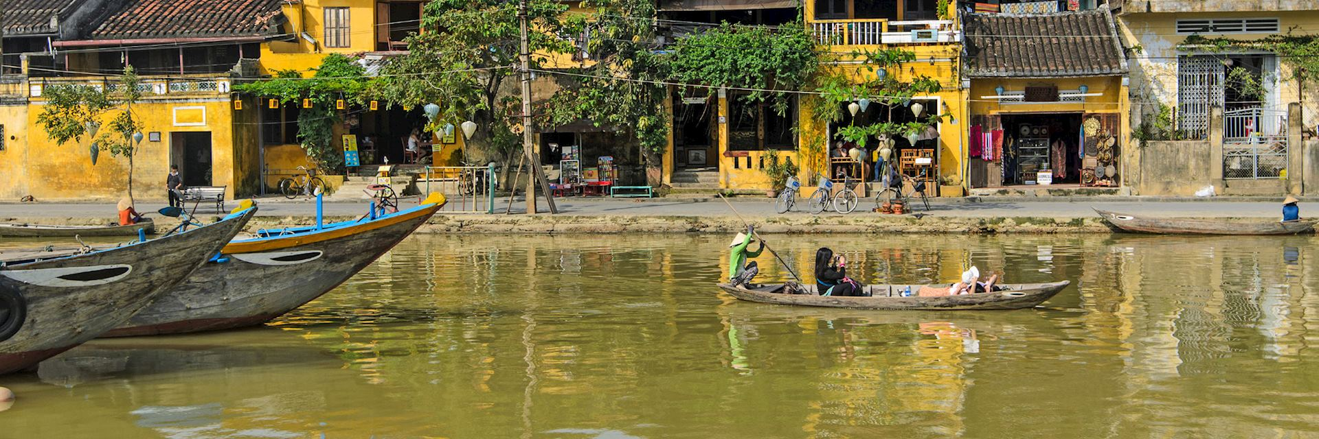 Waterfront, Hoi An