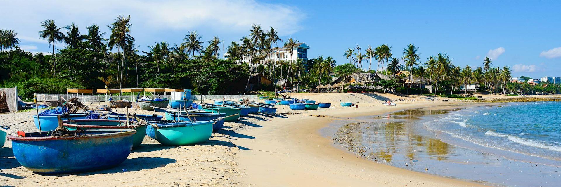 Mui Ne Bay, Vietnam