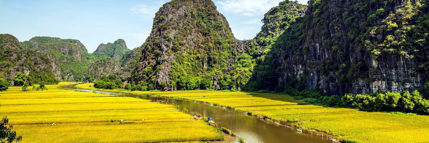 Visit Ninh Binh, Vietnam