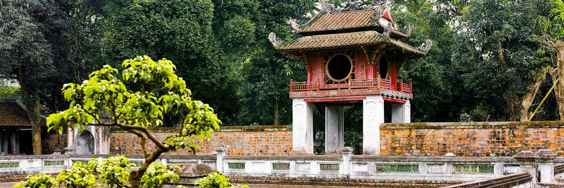 Visit Hanoi, Vietnam