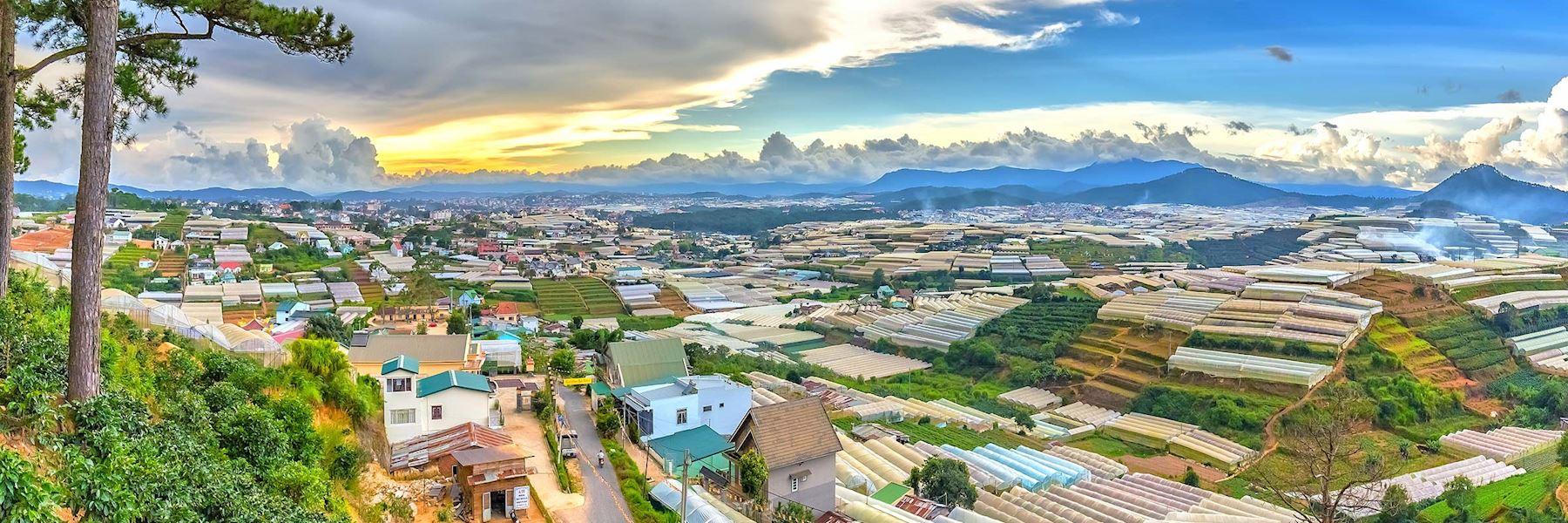 Visit Dalat, Vietnam