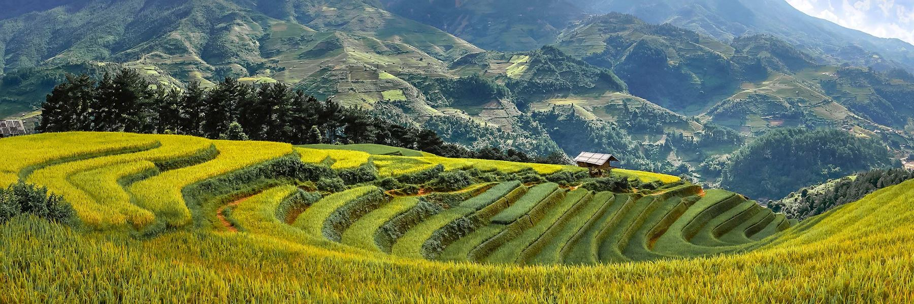 Visit Mu Cang Chai On A Trip To Vietnam Audley Travel