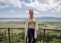 Arista at the Ngorongoro Crater, Tanzania