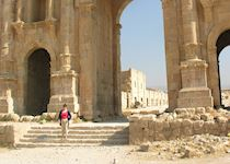 Clair at Jerash, Jordan