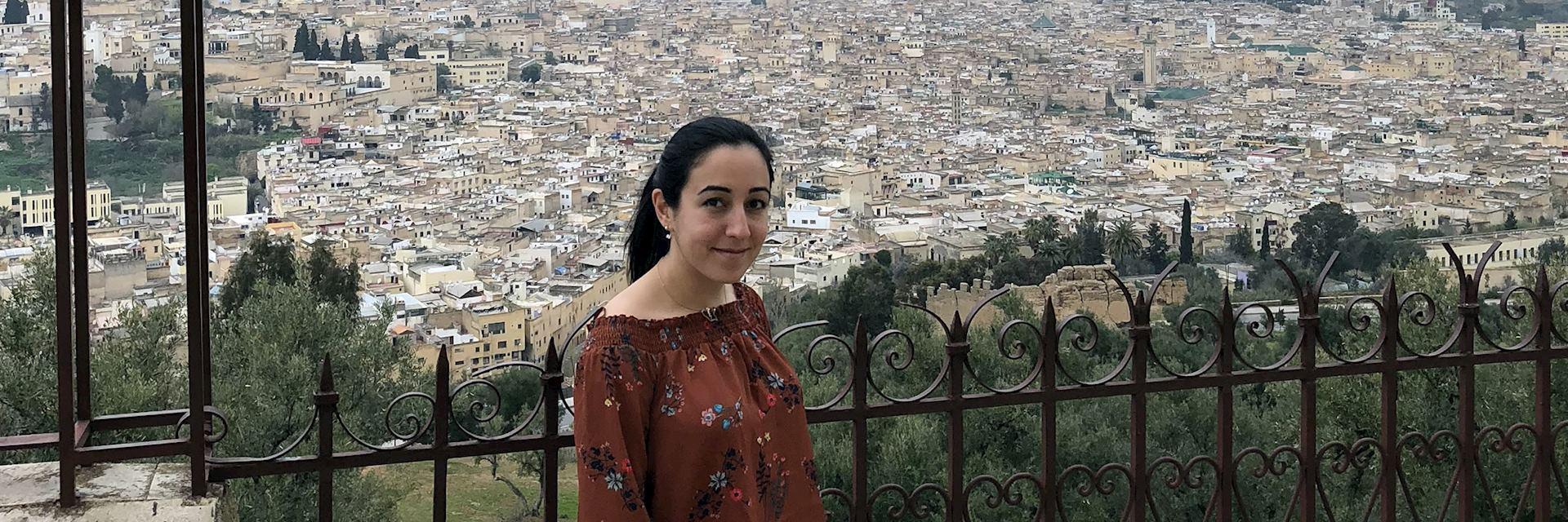 Ninwa in Morocco