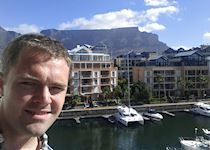 Andrew in Cape Town, South Africa