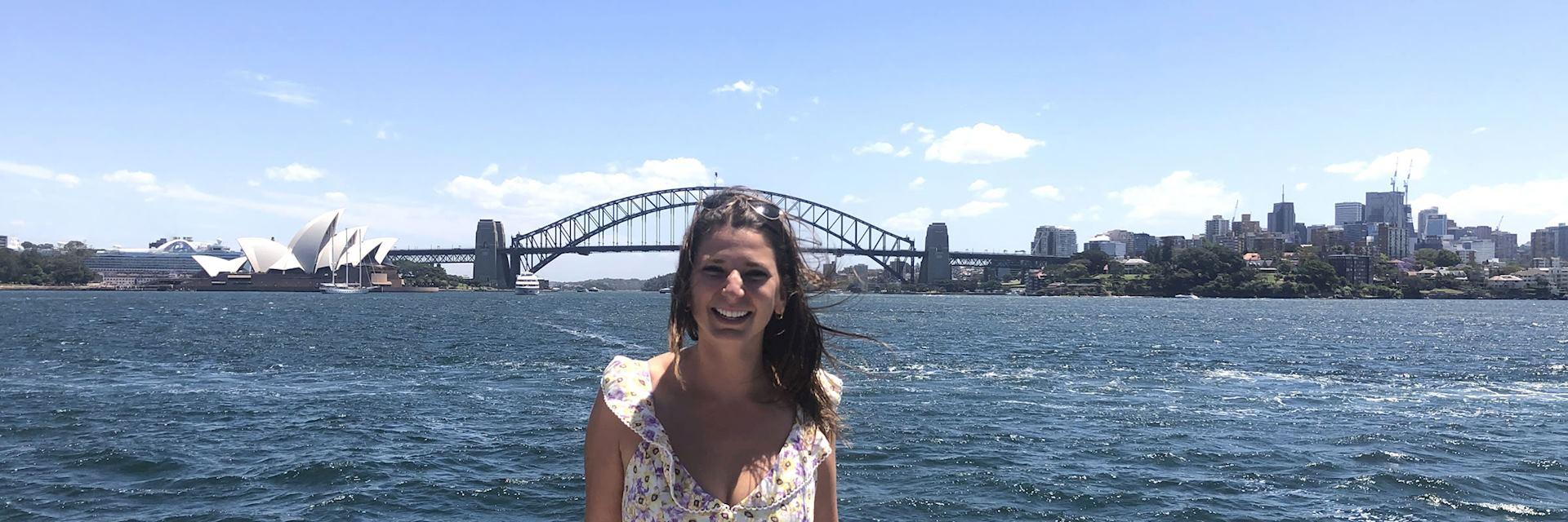 Nina in Sydney