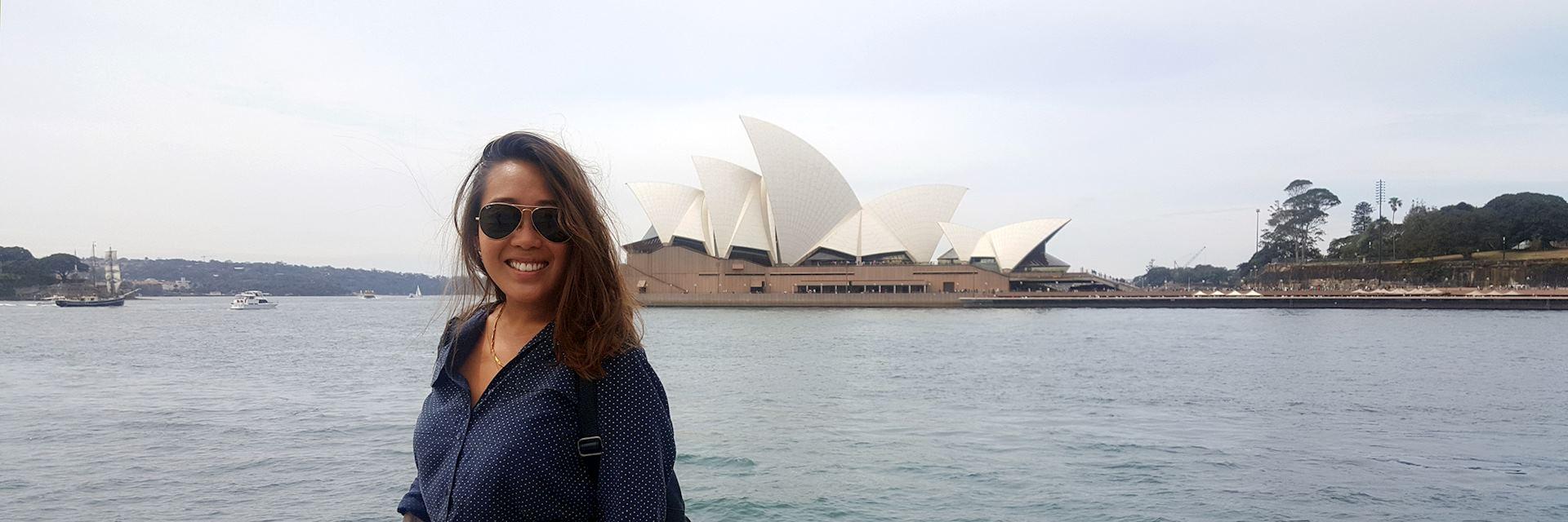 Vina in Sydney, Australia