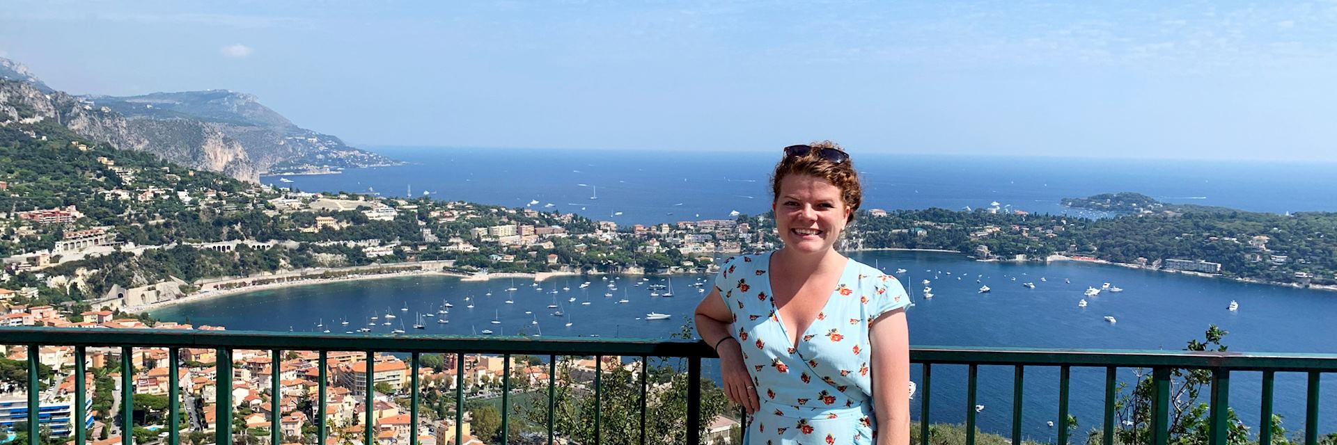 Jackie in Monaco