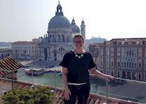 Lindsay in Venice