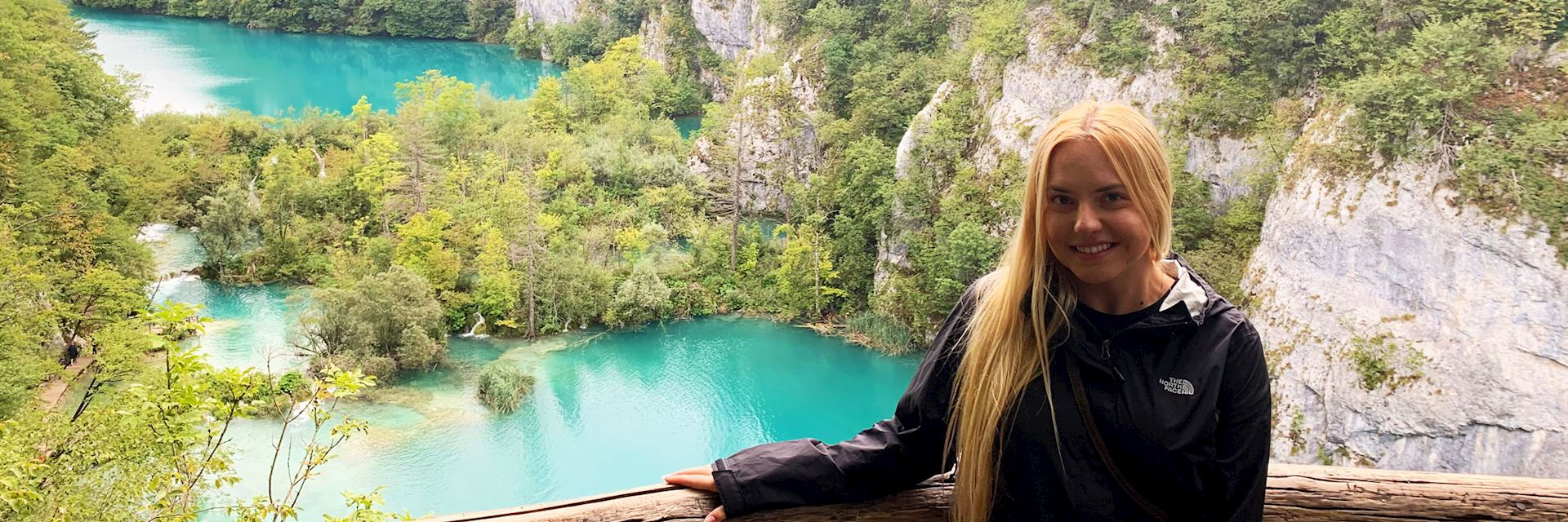 Stefany by the Plitvice Lakes, Croatia