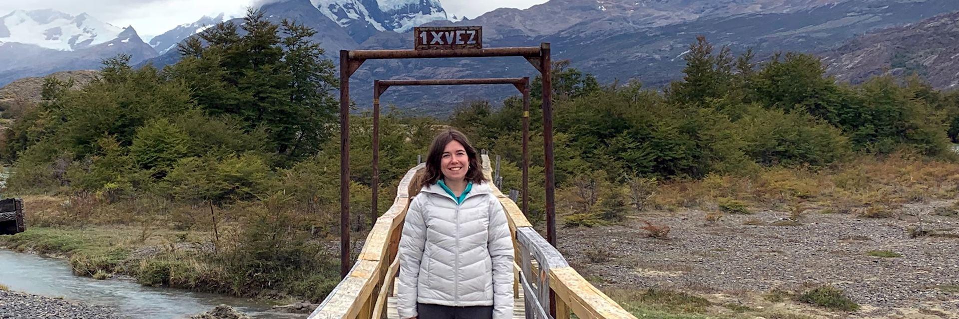 Estancia Cristina in Patagonia, Argentina