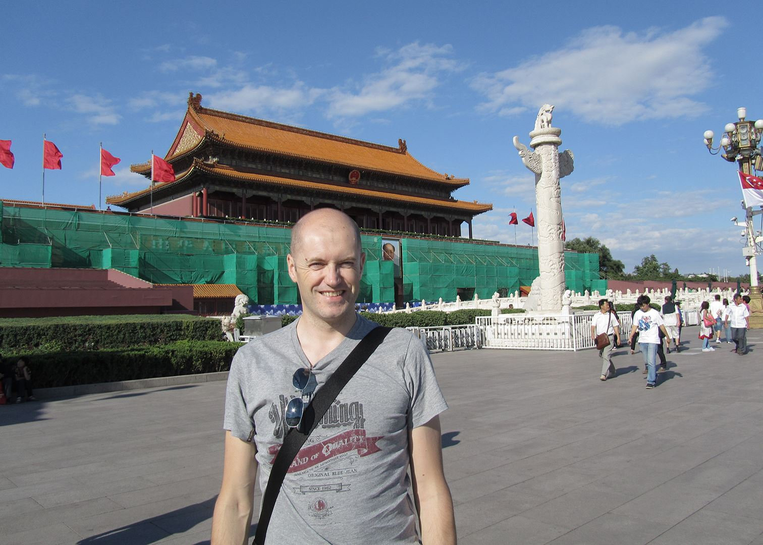Chris, North & Central Asia & Oman Specialist   Audley Travel