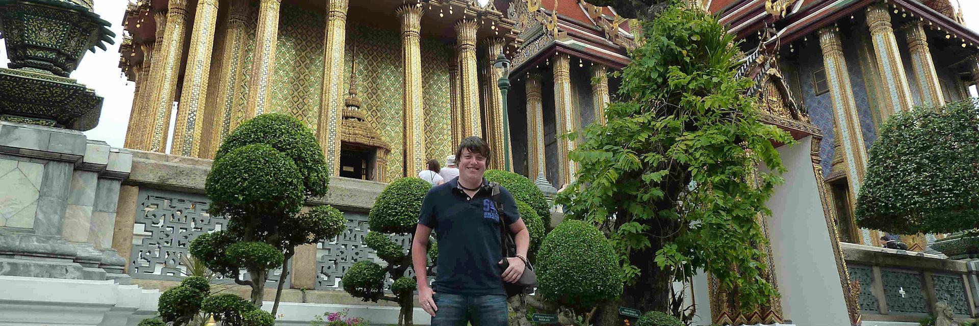 Southeast Asia Specialist David