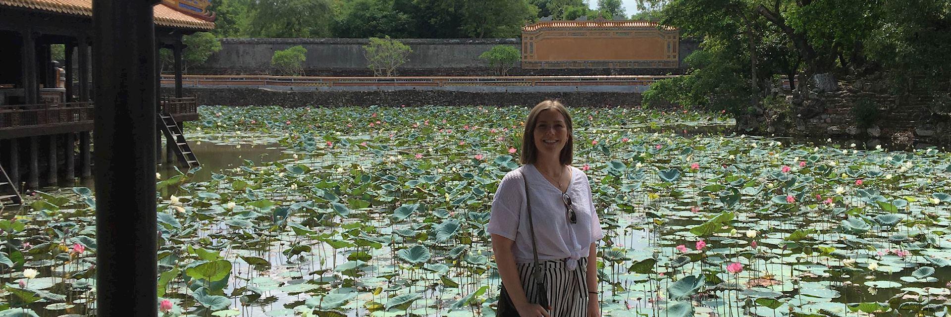 Grace in Hue, Vietnam