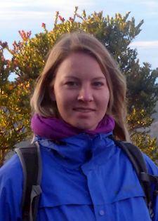 Audley Travel specialist Harriet
