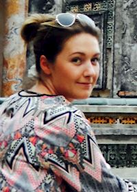 Audley Travel specialist Kate