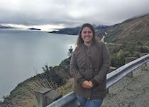 Lake Wakitipu Quueenstown, New Zealand
