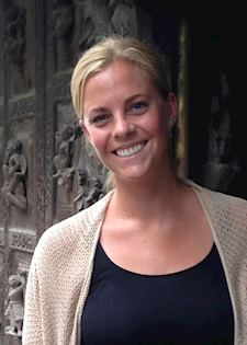 Audley Travel specialist Blair