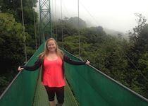 Hanging bridges, Monteverde Costa Rica