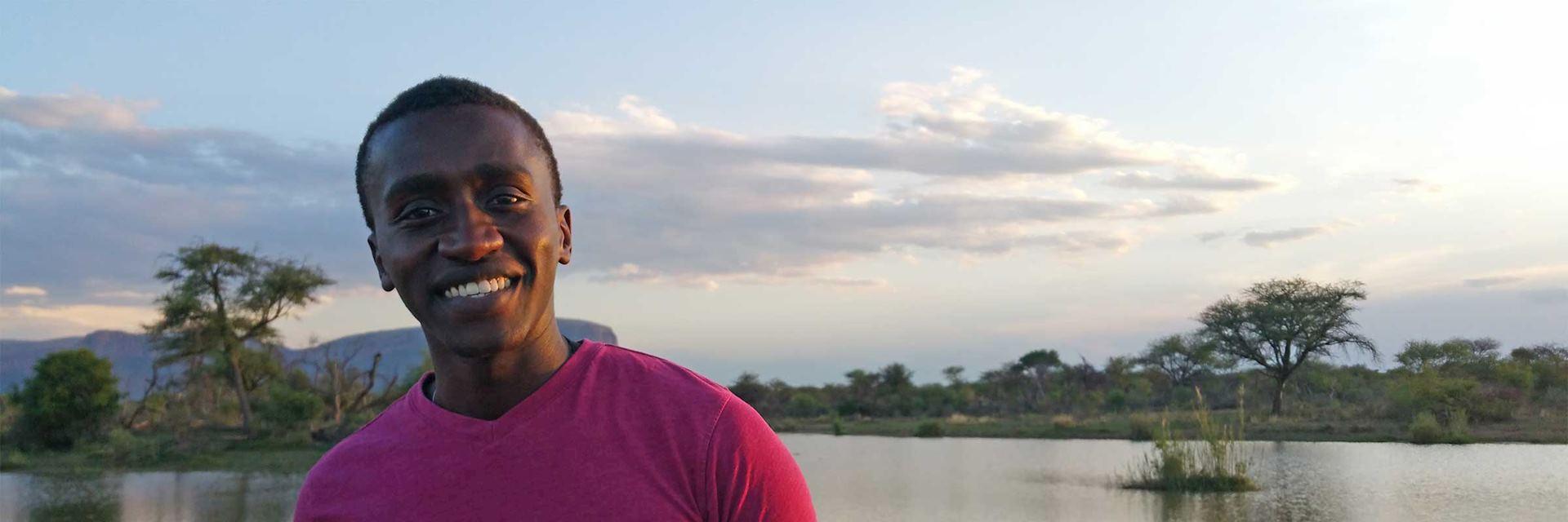David at Marakele Park